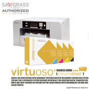Sawgrass SG500 ChromaBlast HD Garment Decorating System for Cotton Fabric