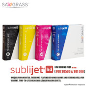 Sawgrass SubliJet UHD Sublimaton Ink Cartridges for SG500 / SG1000