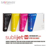Sawgrass SubliJet-HD Sublimaton Ink Cartridges for SG1000