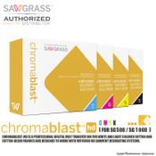 Sawgrass ChromaBlast UHD Sublimation Ink Cartridges for SG500 / SG1000