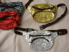 Waist Pack Sequined