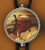 Pope John Paul II Bolo Tie II