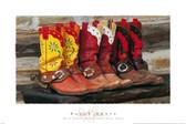 Ranch Boots Artist: David R. Stoecklein