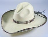 "Red Diamond Gus - 4"" Brim, Low Crown  Cowboy Hat"