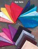 Rayon Bandanas 11 Colors