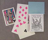 Replica Old West Pharo cards