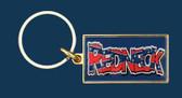 REDNECK Key Ring