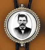 Doc Holliday Bolo Tie