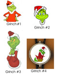 Christmas Bolo Tie The Grinch