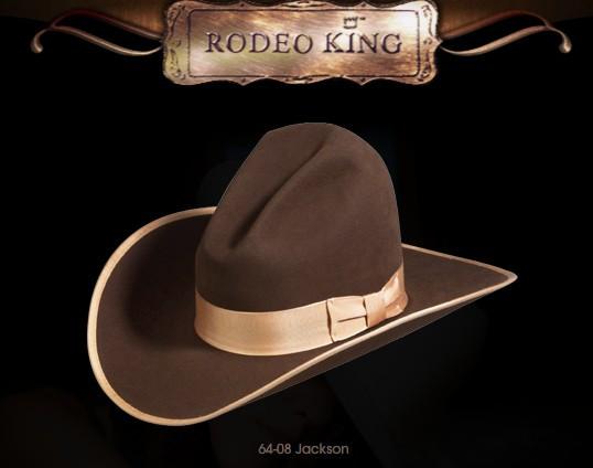 63a0580a41c RODEO KING Cowboy Hats 3X