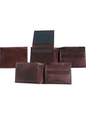 SLIM BILLFOLD W/REMOVABLE ID CASE.  REMOVABLE ID WINDOW.  TWO VERTICAL OPEN POCKETS.  THREE CREDIT CARD POCKETS.  IMPORT.