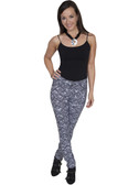E107-BLW-EXTRA LARGE SIZE  MISSY FIT COTTON BLEND JEGGINS.  32 INCH INSEAM TAPERED LEGS.
