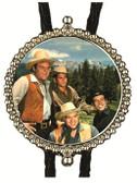Cast of Bonanza Bolo Tie