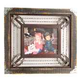 Western 8 x 10 Picture Frame