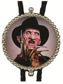 Happy Halloween Freddy Krueger Bolo Tie