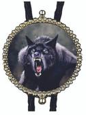 Werewolf Bolo Tie