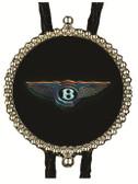 Bently Logo Bolo Tie