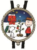 Charlie Brown Christmas Bolo Tie