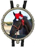 Christmas Horse (2) Bolo Tie