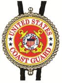 US Coast Guard Bolo Tie
