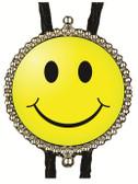 Smiley Face Bolo Tie
