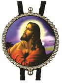 Jesus Praying (1) Bolo Tie