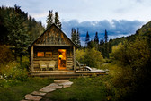 Log Cabin Cooking-Introduction, Where to Cook & Measurements