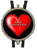 Happy Valentine's Day Bolo Tie