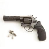 Viper 6 Barrel 9mm Blank Firing Revolver Black Finish