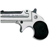 Old West Replica Nickel .22 Caliber Blank Firing Derringer