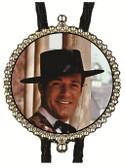 Hugh O' Brian (Wyatt Earp) Bolo Tie