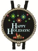 Happy Holidays! Bolo Tie