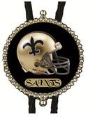 New Orleans Saints Bolo Tie