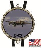 B-25 Mitchell, Twin Engine Bomber Bolo Tie