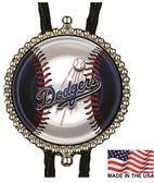 L.A. Dodgers Bolo Tie