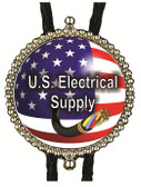 Example 1, U.S. Electrical Supply Bolo Tie