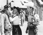 Roy Rogers Dale Evans 8x10 Fuji Film Photo