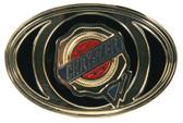 Officially Licensed - Chrysler Logo Belt Buckle