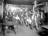 Saloon Trinadad 1893