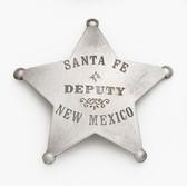 SANTA FE DEPUTY MARSHALL BADGE