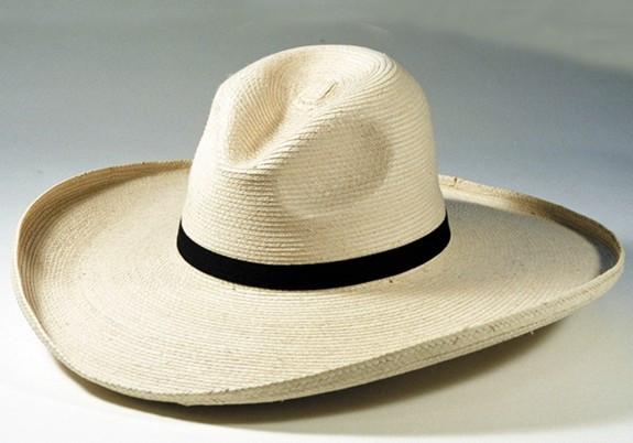 Crown Soft Palm Cowboy Hat Sunbody. Image 1. Loading zoom 64be432b71c