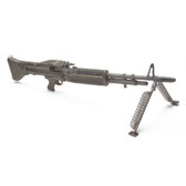 SOLID RESIN M60 7.62 MACHINE GUN Replica