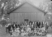 Sunday School Class 1889