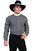 Old West Handsome Striped Shirt