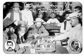 Tombstone Gamblers Playing Faro Card