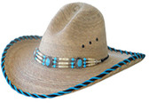 TYLER BLUE Cowboy Hat
