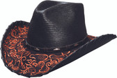 TRUE BELIEVER Straw Cowboy Hat by Bullhide® Hats.