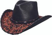 TRUE BELIEVER Straw Cowboy Hat by Bullhide® Hats.