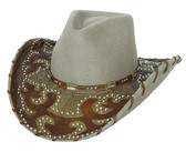 ULTIMATE COWGIRL FELT Cowboy Hat by Bullhide® Hats.