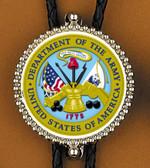 US Army Bolo Tie